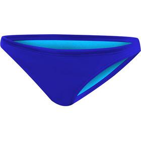 TYR Solid Classic Slip bikini Donna, royal